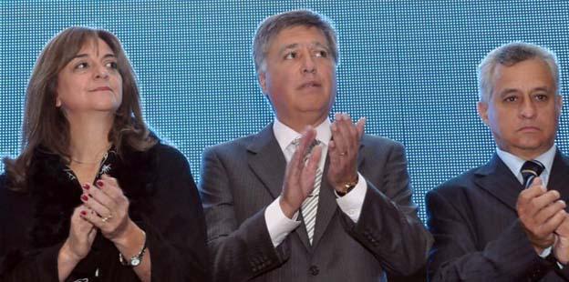 Barrionuevo asumió la presidencia de ASUR