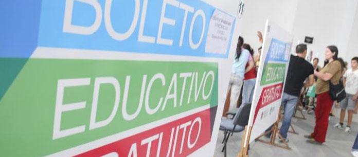 FOTO BOLETO EDUCATIVO GRATUITO
