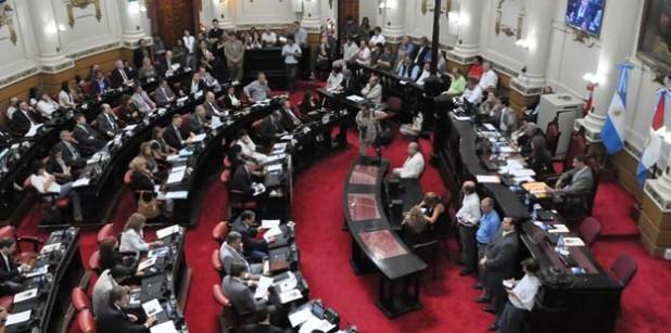 Legislatura archivo