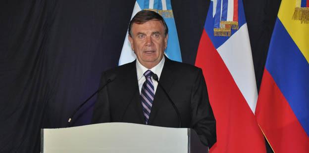 Herman Olivero, Secretario de Integración Regional