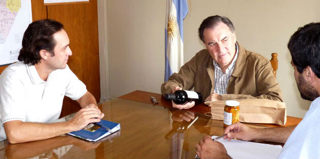 reunion consorcio vitivinicola