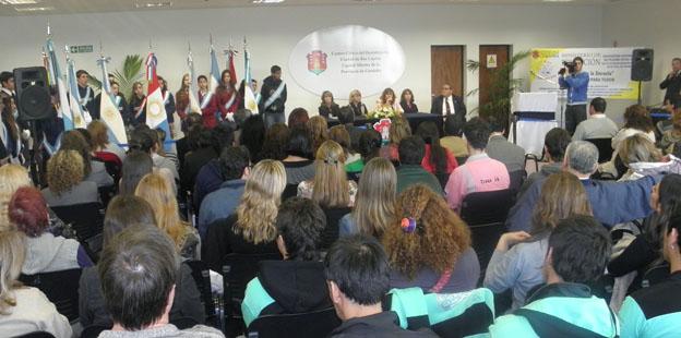 Lanzan en Río Cuarto el 2º Encuentro Estudiantil de Teatro