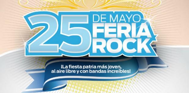 25 de mayo rock