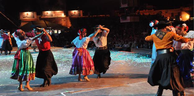 festival nacional en Córdoba