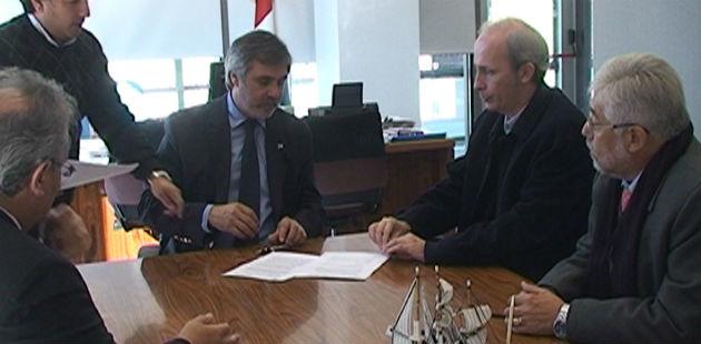 La Provincia y la UCC firmaron convenio
