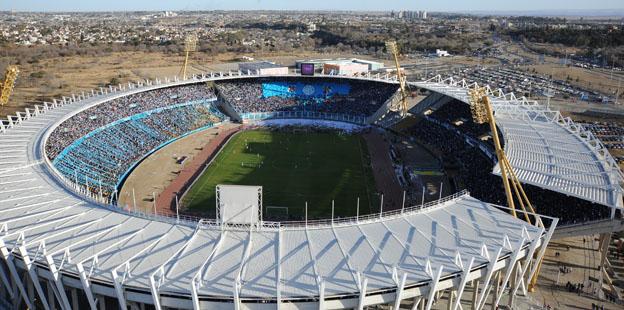 Belgrano derrotó a Talleres en el Kempes