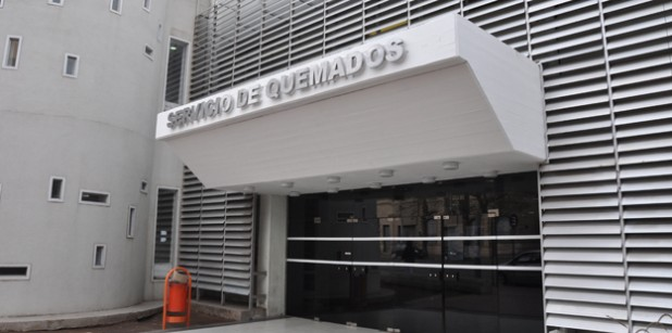 El Instituto del Quemado dio de alta a Sergio Urquiza