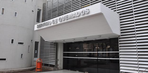 El Instituto del Quemado dio de alta a Sergio Urquiza
