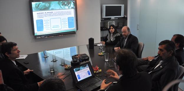 Presentación de la Plataforma de Inovación Abierta