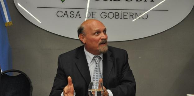 Ministro de Industria,Comercio y Minería, Jorge Lawson