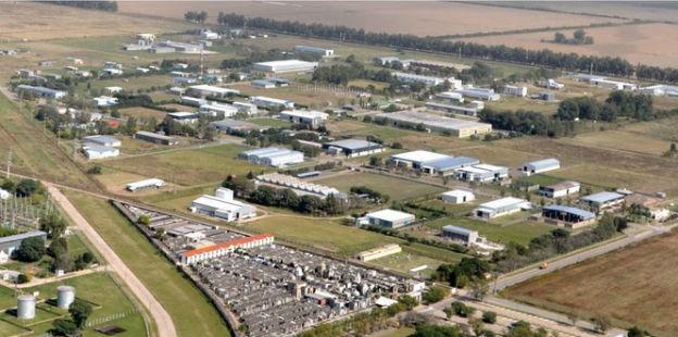 Parque industrial san francisco