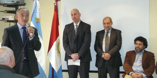 Asumieron Rubén Ángel Spizzirri, como nuevo director, e Isaac Pérez Villarreal en la vicedirección del San Antonio de Padua.