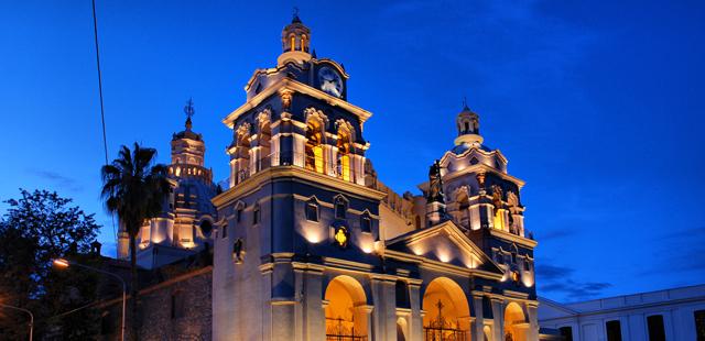 Area Capital - Iglesia catedral