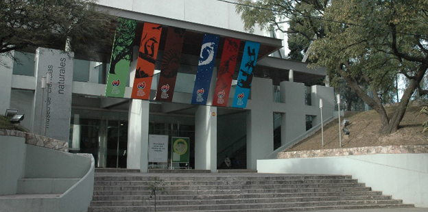 FACHADA DEL MUSEO DE CIENCIAS