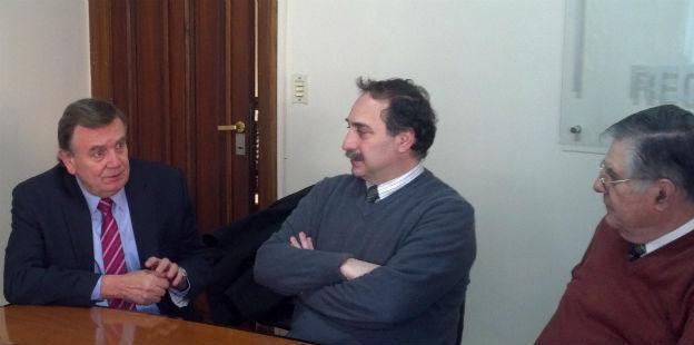 Reunión ESCOLAGI Olivero