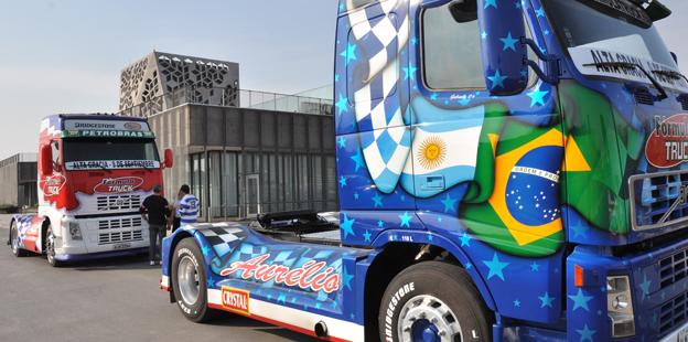 Carrera de Camiones, Fórmula Truck