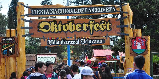 La 49° edición de la Fiesta Nacional de la Cerveza se extenderá hasta el 8 de octubre