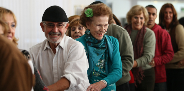 Dia Internacional del Adulto Mayor - Hogar Arturo Illia