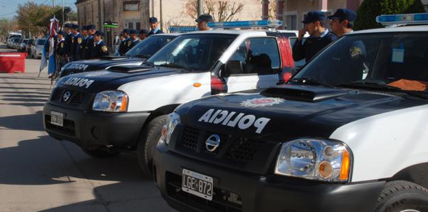 Entrega de Móviles Policiales - Río Primero2
