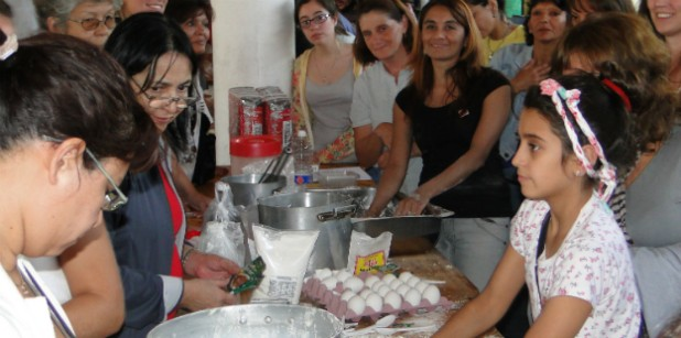 Jornada abierta a la comunidad sobre celiaqu a y gluten for Comedor universitario unc