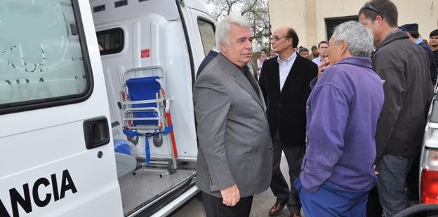 ambulancia de la paz
