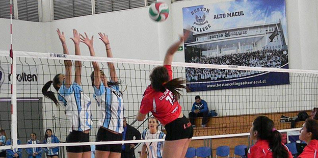 Juegos Binacionales en Chile
