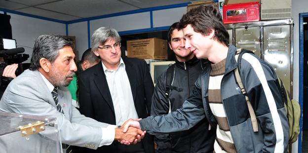 Alumnos cordobeses representarán a la provincia en Muestra Internacional de Tecnología2