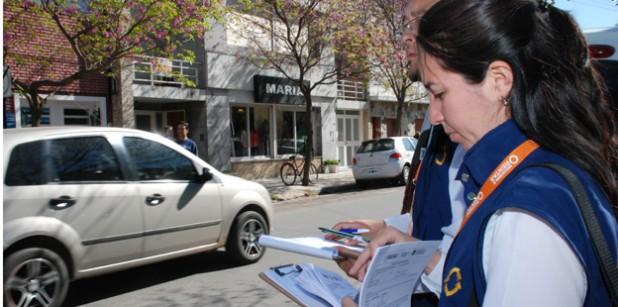 DGR: gestión de deuda en vía publica en Villa María
