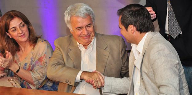 De la Sota y Mestre firmaron acuerdos ambientales