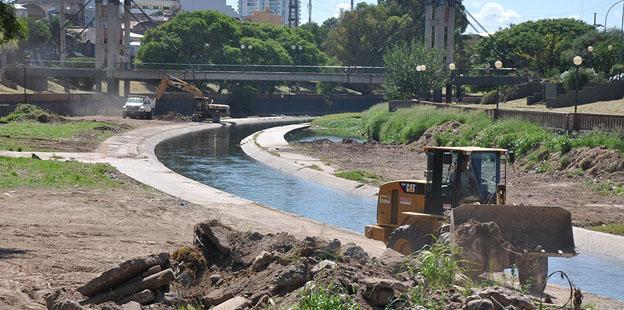 Extienden la recuperación del río Suquía