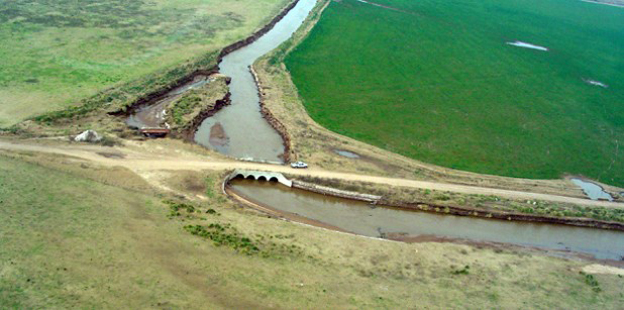 Plan integral para limpiar canales en Córdoba
