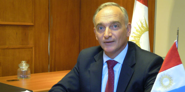 Carlos Simon, ministro de Salud de la provincia de Córdoba
