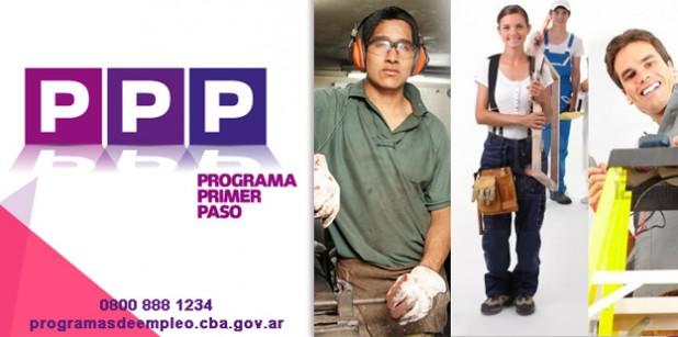 Programa Primer Paso 2013