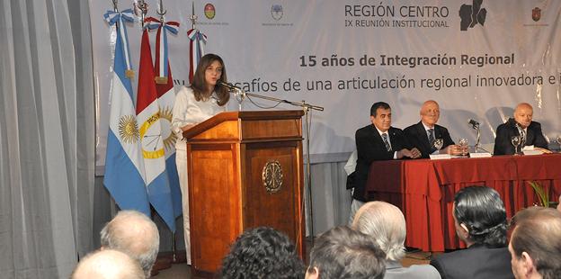 Pregno reunión Región Centro