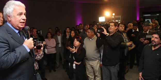 Agasajo en el Centro Cívico por el Día del Periodista