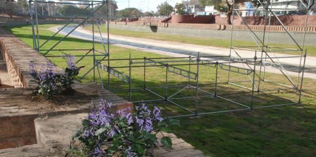 La Provincia prepara los festejos para inaugurar la obra del Suquía