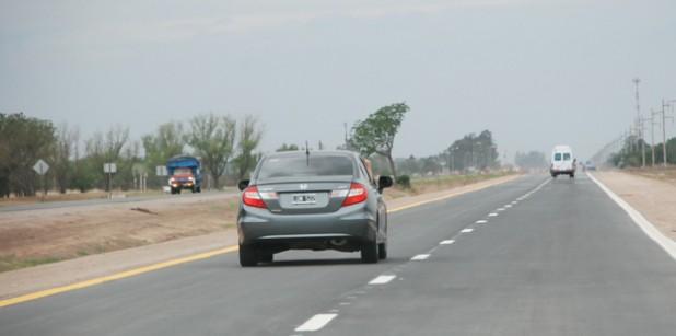 Autovía Córdoba (archivo)