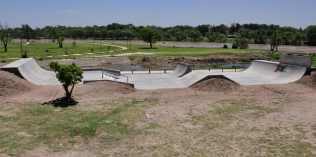 Resultado de imagen para pistas de skate en rio cuarto