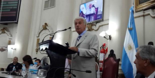 Discurso del gobernador en la Legislautra3