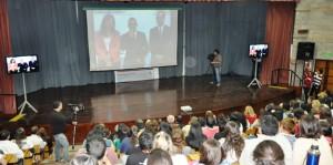 Alicia Pregno participó de una videoconferencia con la Presidente en la UNRC1