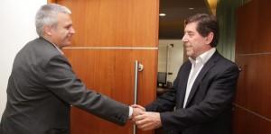 Firma convenio Puente Centenario