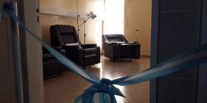 Nueva sala de oncología en Marcos Juarez