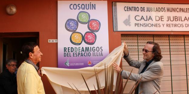 La Red de Amigos del Espacio Illia se extiende a Cosquín