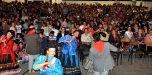 Sampacho celebró su 139º aniversario