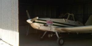 avion fumigador uno dos