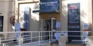 banco de sangre (archivo)