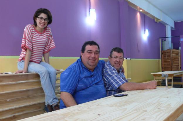 """desarrollo social y """"yo te ayudo"""" inauguran comedor para personas"""
