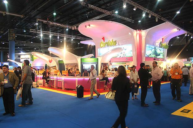Córdoba presente en la Feria Internacional de Turismo