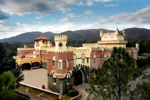 Hotel En Villa Allende Argentina