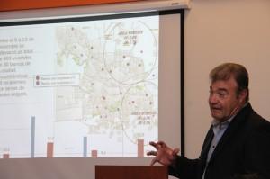 Presentación del Plan de Acción Dengue y chikungunya -archivo-